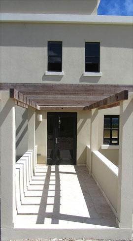 Exterior Pic #2: Entrance/Pergola