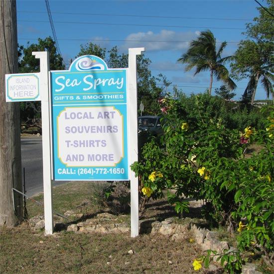 anguilla shops