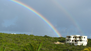 Exterior Pic #7: A Double Rainbow!