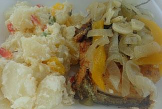 affordable Anguilla, Pelican Bar, Island Harbour, cheap eats