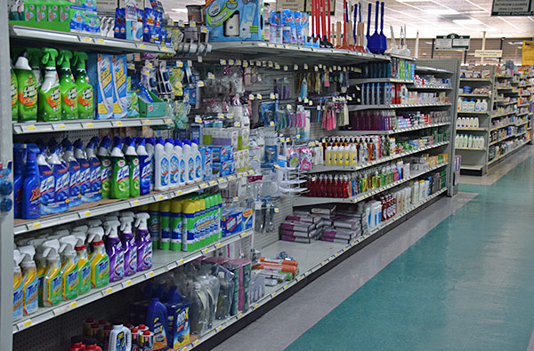 cleaning products at lakes anguilla
