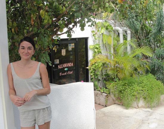 Anguilla hotel, Allamanda Beach Club, Shoal Bay hotels, Nori