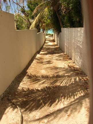 Anacaona beach access
