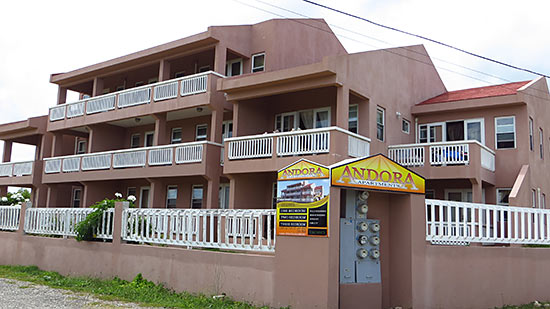 apartments in anguilla