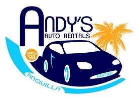 andys auto rentals logo
