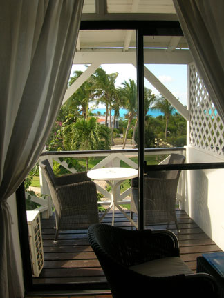Anguilla Accommodation, Anacaonoa, standard room
