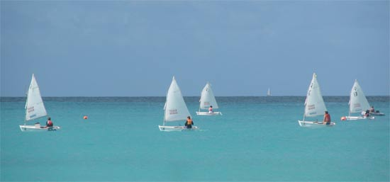 anguilla sailing sandy ground