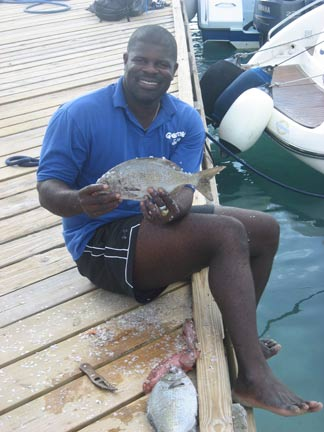 anguilla fishing