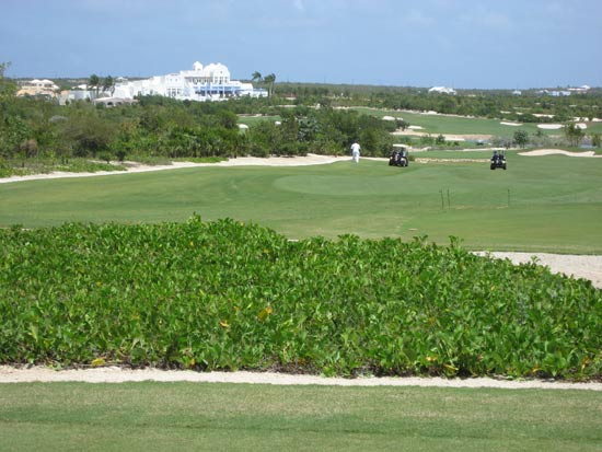 anguilla golf course