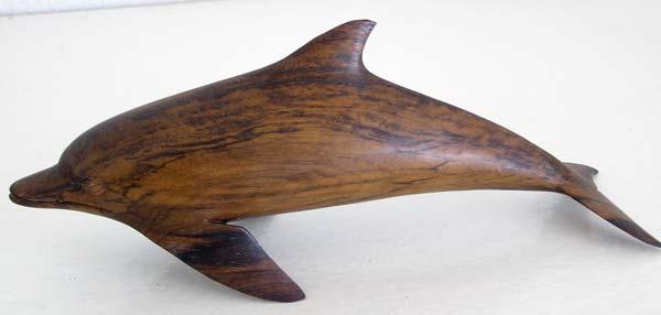Anguilla Art  Cheddie Richardson - Dolphin