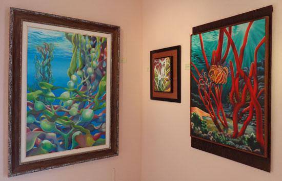 Tanya clark anguilla gallery
