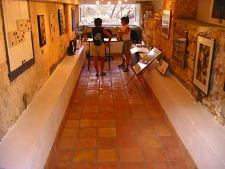 Anguilla art studio