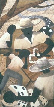 Anguilla Art - Lynne Bernbaum - Umbrelle 2