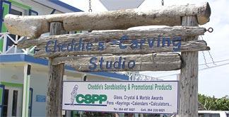 Anguilla art gallery exterior