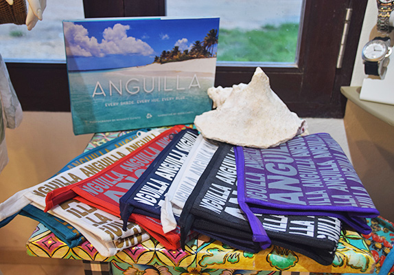 Anguilla bags at Bijoux Boutique