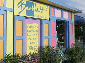 Anguilla Shop Bartletts