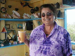 Anguilla smoothie