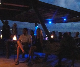 Anguilla beach bars, The Dune Preserve, Bankie Banx