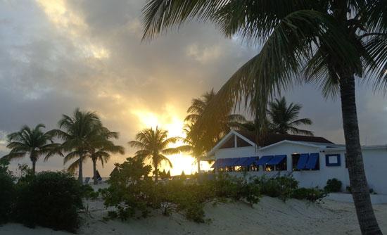 Trattoria Tramonto, Shoal Bay West, Anguilla beach restaurant