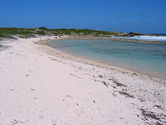 Anguilla beaches - Dropsey east