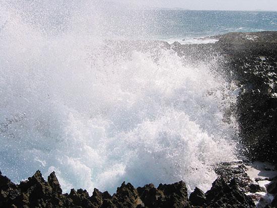 Anguilla -- surf