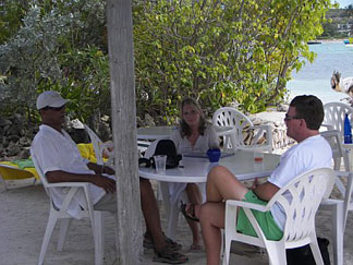 Anguilla beaches, Island Harbour, Festival del Mar