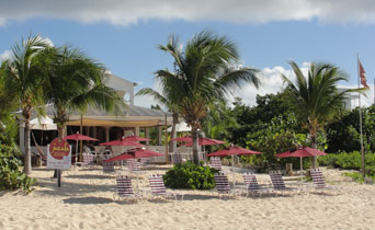 Anguilla beaches, Meads Bay, Jacala Restaurant