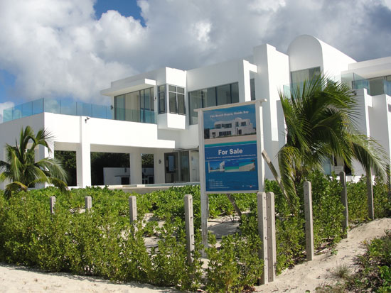 Anguilla beaches, Meads Bay, The Beach House