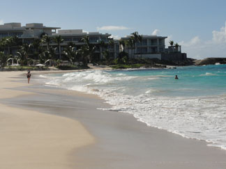Anguilla beaches, Meads Bay, Viceroy Anguilla