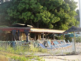 Anguilla beaches, Sandy Ground, Roy's Bayside Grill, Anguilla restaurant