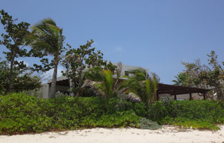 private villa on shoal bay west
