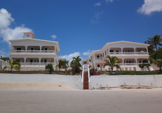 arbron on  barnes bay anguilla