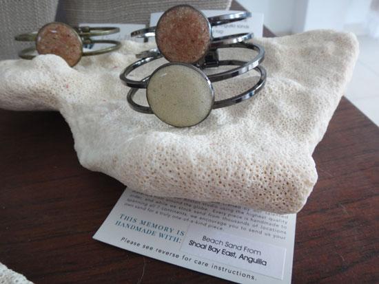 dune jewelry sand bracelets