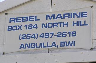 Rebel Marine Anguilla