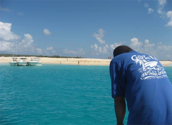 dog island anguilla boat charter