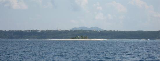 sandy island anguilla boat charter
