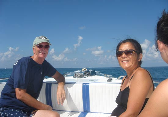best caribbean charter gotcha sandy ground