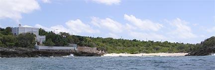 Mansion at Blackgarden Bay