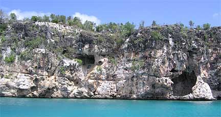 Anguilla cliffs part three