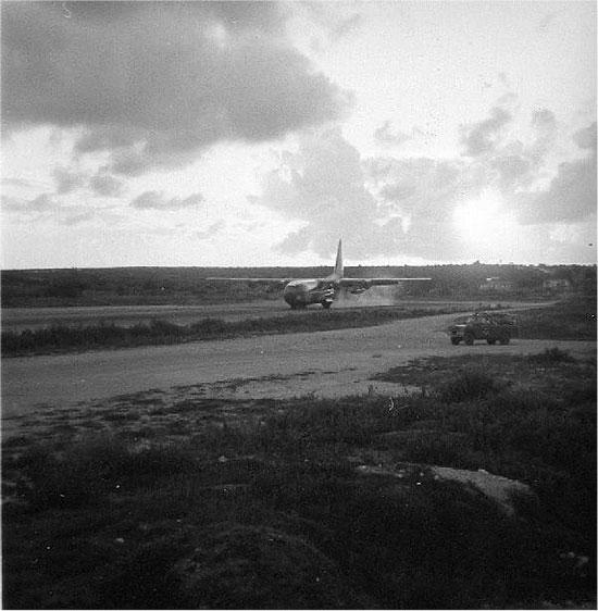 Anguilla Airport 1969
