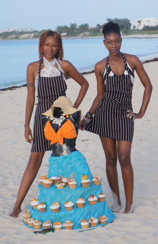 nicole and joyah of cake divas