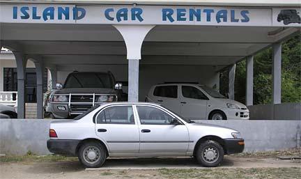 island car rental