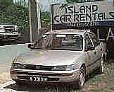 Anguilla car rental small