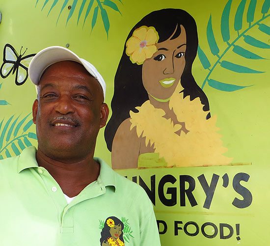 hungrys anguilla