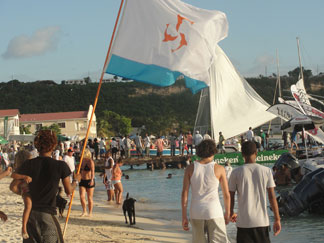 Anguilla Carnival August Sandy Ground Heineken Boatrace