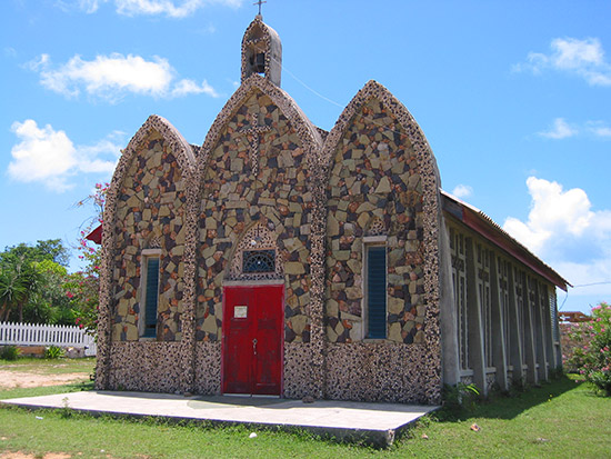 churches anguilla