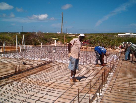 anguilla concrete slab 2