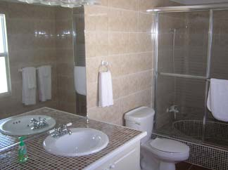 Anguilla Condo Bathroom