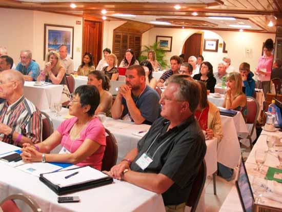 Anguilla conference room