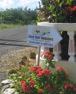 coral reef bookstore anguilla